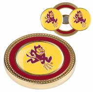 Arizona State Sun Devils Challenge Coin with 2 Ball Markers