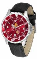 Arizona State Sun Devils Competitor AnoChrome Men's Watch - Color Bezel