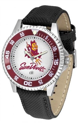 Arizona State Sun Devils Competitor Men's Watch