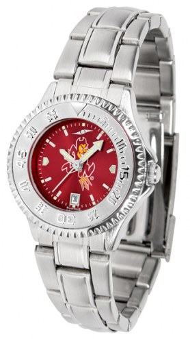 Arizona State Sun Devils Competitor Steel AnoChrome Women's Watch