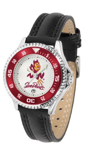 Arizona State Sun Devils Competitor Women's Watch