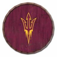 "Arizona State Sun Devils Cracked Color 24"" Barrel Top"