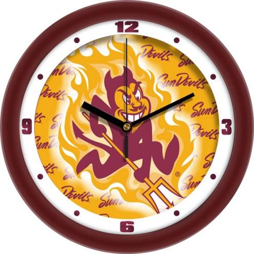 Arizona State Sun Devils Dimension Wall Clock