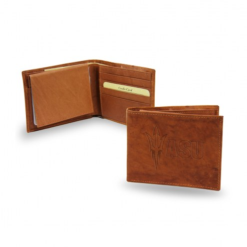 Arizona State Sun Devils Embossed Bi-Fold Wallet