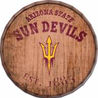 "Arizona State Sun Devils Established Date 16"" Barrel Top"