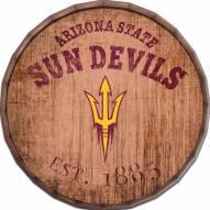 "Arizona State Sun Devils Established Date 24"" Barrel Top"