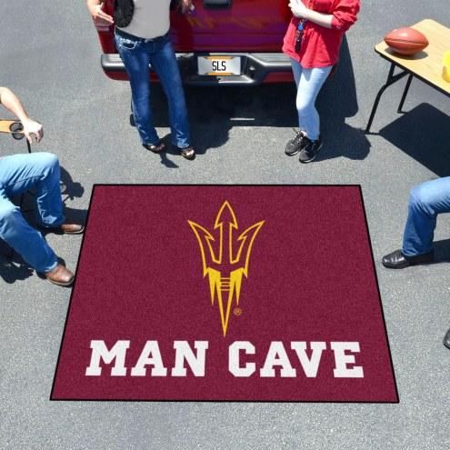 Arizona State Sun Devils Man Cave Tailgate Mat
