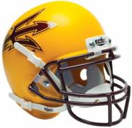 Arizona State Sun Devils Gold Schutt XP Collectible Full Size Football Helmet