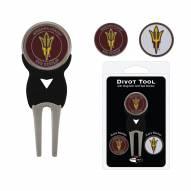 Arizona State Sun Devils Golf Divot Tool Pack