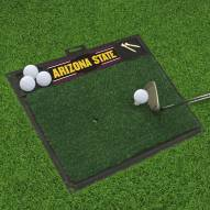 Arizona State Sun Devils Golf Hitting Mat