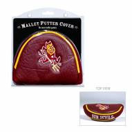 Arizona State Sun Devils Golf Mallet Putter Cover