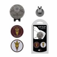 Arizona State Sun Devils Hat Clip & Marker Set