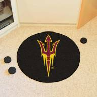 Arizona State Sun Devils Hockey Puck Mat