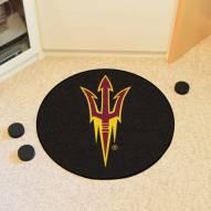 Arizona State Sun Devils Hockey Puck Mat