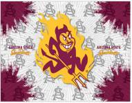Arizona State Sun Devils Logo Canvas Print