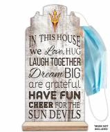 Arizona State Sun Devils In This House Mask Holder