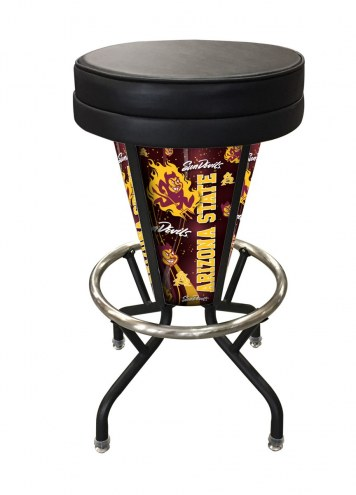 Arizona State Sun Devils Indoor Lighted Bar Stool