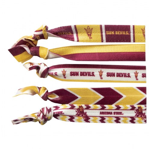 Arizona State Sun Devils Knotted Hair Tie