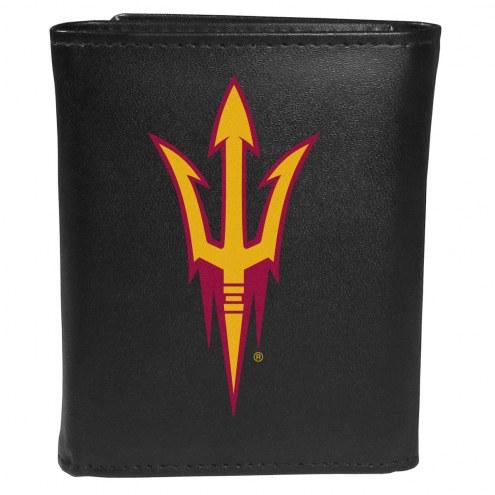 Arizona State Sun Devils Large Logo Tri-fold Wallet