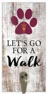 Arizona State Sun Devils Leash Holder Sign