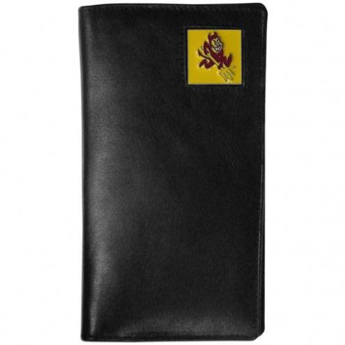 Arizona State Sun Devils Leather Tall Wallet