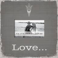 Arizona State Sun Devils Love Picture Frame