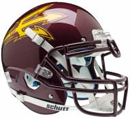 Arizona State Sun Devils Maroon Schutt XP Authentic Full Size Football Helmet