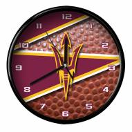 Arizona State Sun Devils Football Clock