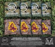 Arizona State Sun Devils Operation Hat Trick Cornhole Bag Set