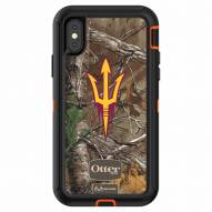 Arizona State Sun Devils OtterBox iPhone X Defender Realtree Camo Case