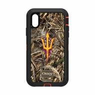 Arizona State Sun Devils OtterBox iPhone XR Defender Realtree Camo Case