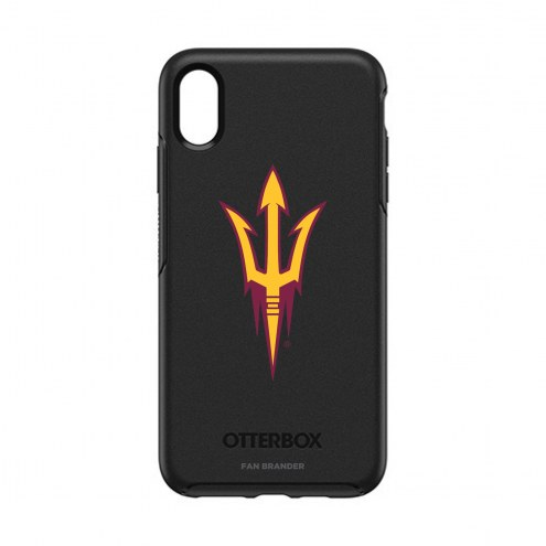 Arizona State Sun Devils OtterBox iPhone XS Max Symmetry Black Case
