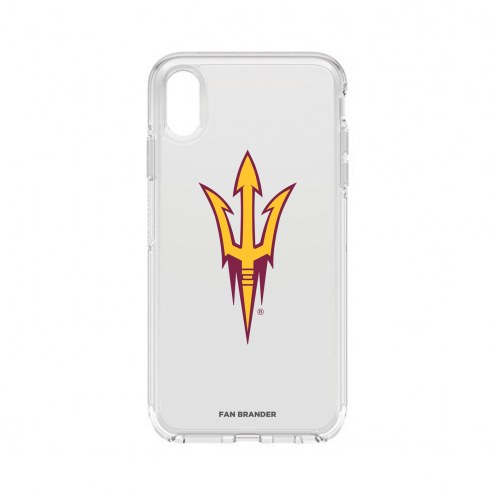 Arizona State Sun Devils OtterBox iPhone XS Max Symmetry Clear Case
