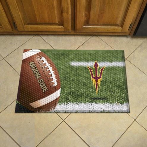 Arizona State Sun Devils Pitchfork Scraper Door Mat