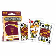 Arizona State Sun Devils Playing Cards