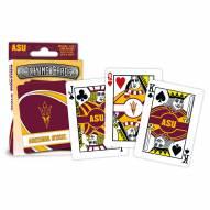 Arizona State Sun Devils Playing Cards