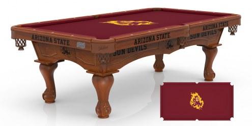 Arizona State Sun Devils Pool Table
