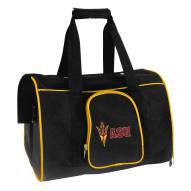 Arizona State Sun Devils Premium Pet Carrier Bag