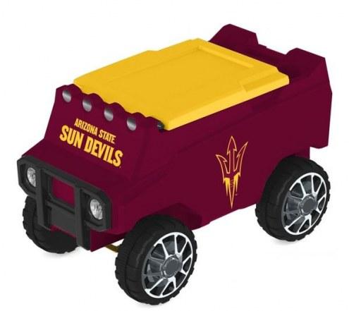 Arizona State Sun Devils Remote Control Rover Cooler