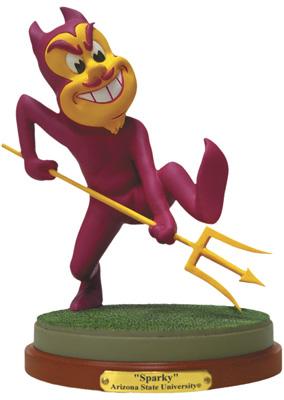 Arizona State Sun Devils Collectible Mascot Figurine