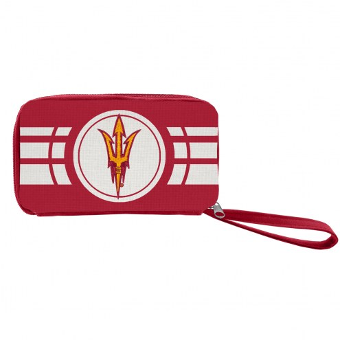 Arizona State Sun Devils Ripple Zip Wallet