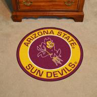 Arizona State Sun Devils Rounded Mat