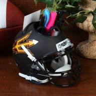 Arizona State Sun Devils Schutt Football Helmet Desk Caddy
