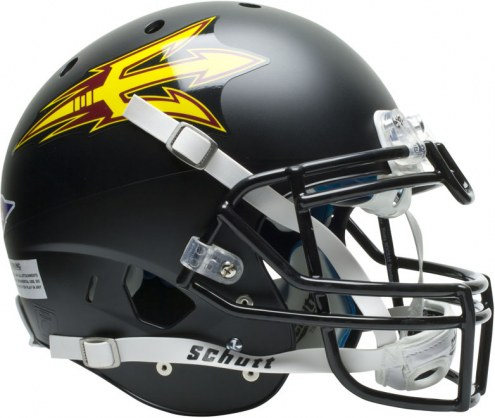 Arizona State Sun Devils Schutt XP Authentic Full Size Football Helmet