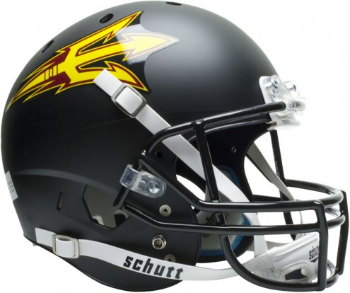 Arizona State Sun Devils Schutt XP Collectible Full Size Football Helmet
