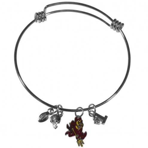 Arizona State Sun Devils Charm Bangle Bracelet