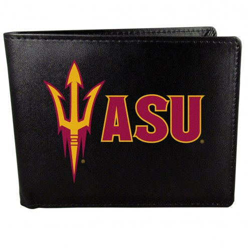 Arizona State Sun Devils Large Logo Bi-fold Wallet
