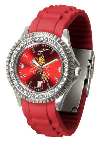 Arizona State Sun Devils Sparkle Women's Watch
