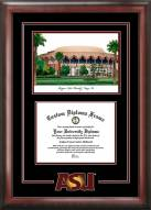 Arizona State Sun Devils Spirit Diploma Frame with Campus Image
