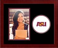 Arizona State Sun Devils Spirit Vertical Photo Frame